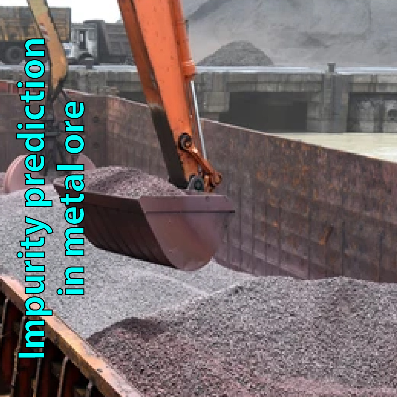 Impurity-prediction-in-metal-ore