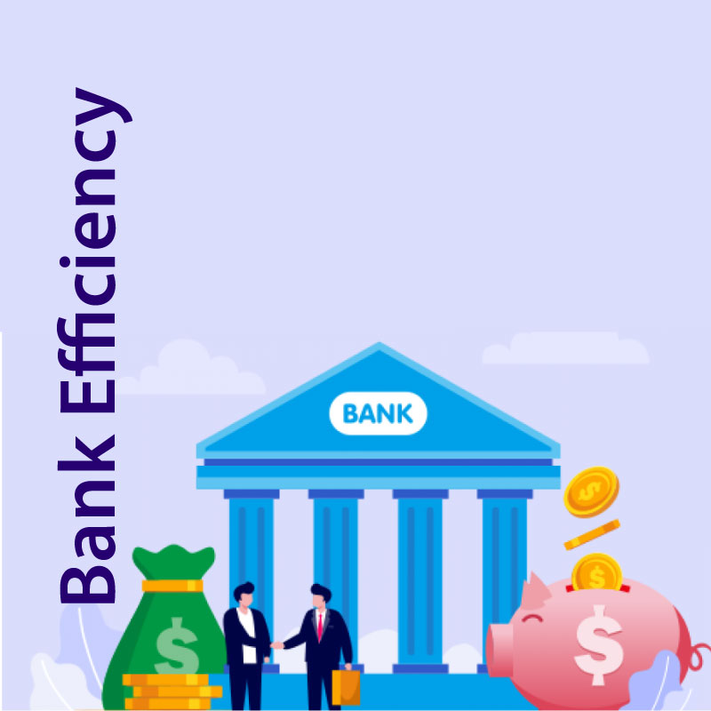Bank-efficiency